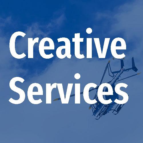 Creative Services Button