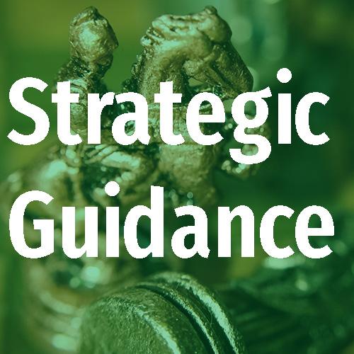 Strategic Guidance